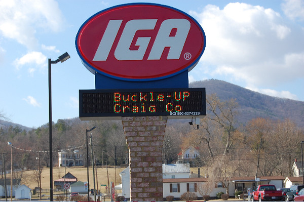 """Craig County Sheriff's Office reminds motorists to """"Buckle Up!"""""""