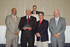 2009 Governor's Transportation Safety Award for Motor Carrier Safety:<br /> Houff Transfer Inc. of Weyers Cave
