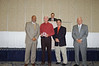 2009 Governor's Transportation Safety Award for Employer Safety:<br /> Appalachian Power Company's Lynchburg Office
