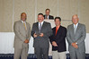 2009 Governor's Transportation Safety Award for Occupant Protection:<br /> Sergeant Chris Rinker of the New Market Police Department