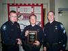 Warf DUI award