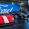 Ford GT and GT40,American dreamcars and bikes,exposition,tentoonstelling