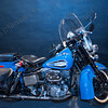 Harley-Davidson electra glide FL 1967,American dreamcars and bikes,exposition,tentoonstelling