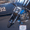 Harley-Davidson duo glide 1200,1960,American dreamcars and bikes,exposition,tentoonstelling