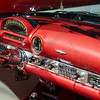 Ford Thunderbird ,American dreamcars and bikes,exposition,tentoonstelling