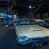 Ford Thunderbird convertible,1964,,American dreamcars and bikes,exposition,tentoonstelling