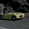 "Austin Healey sprite MK I ""frogeye"",1958,22st British Classic Car Meeting,rally,Sankt Moritz"
