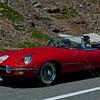 Jaguar E-Type S II OTS ,1969,22st British Classic Car Meeting,rally,Sankt Moritz