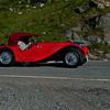 Jaguar SS 100,1938,22st British Classic Car Meeting,rally,Sankt Moritz