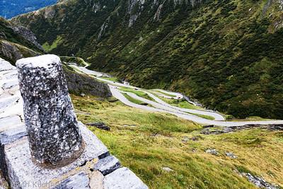 Tremola, Gotthard