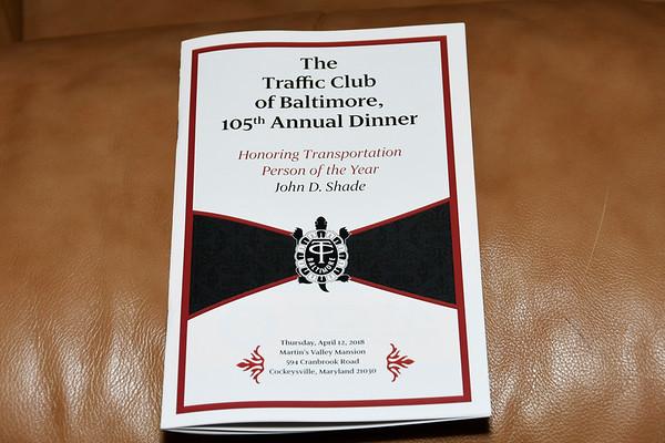 Traffic Club Baltimore 2018 Event