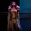 Mezzo-soprano Peabody Southwell is Carmen in San Diego Opera's The Tragedy of Carmen. March, 2017. Photo by Karli Cadel.
