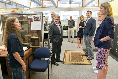 Trahan visited Montachusett Opportunity Council Inc