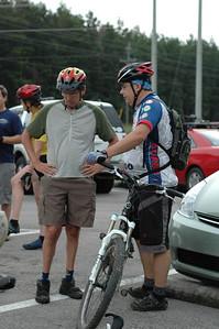 Jim Schmid and Tom Sauret