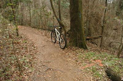 Bike's at C18.