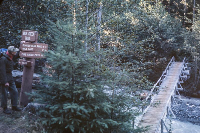 N2 Mica trail Suiatle river 1963