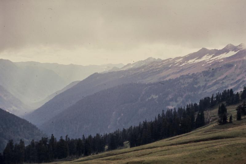 N24 Sauk River valley to west 1963
