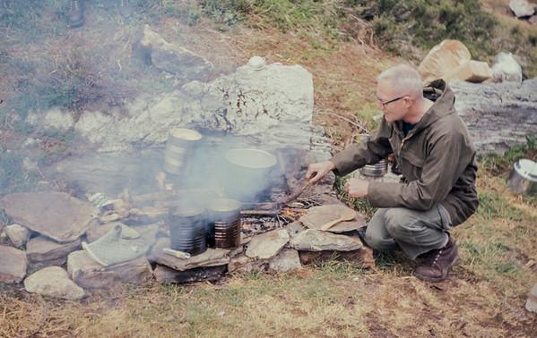 N6 Mica lake Norm cooks 1963