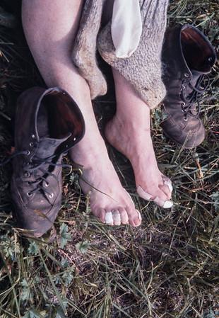 N28 pennys feet White pass 1963