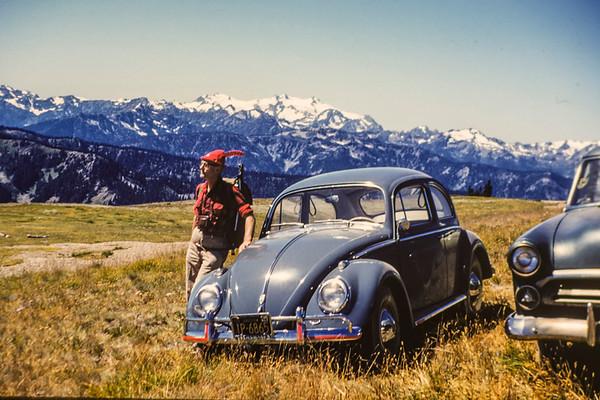 G80 Olympic VW 1958