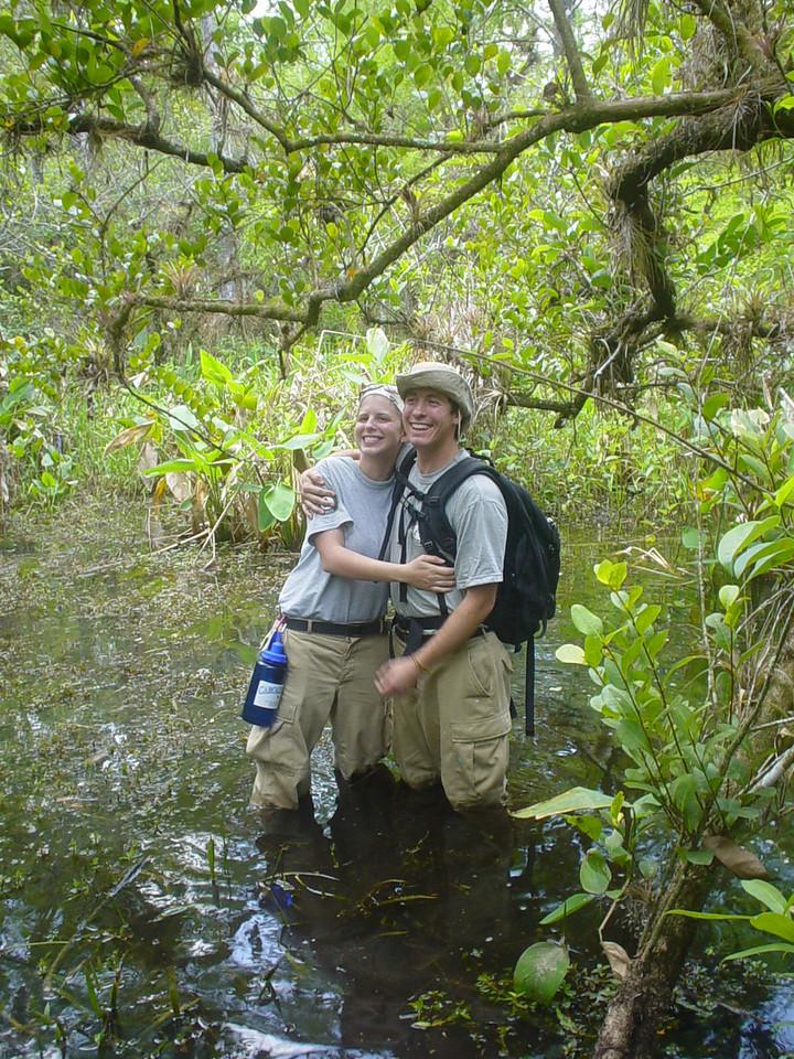 Swamp moment