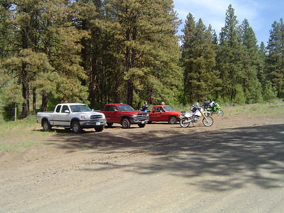June 20, 2008 - Colockum Rd / Naneum Creek
