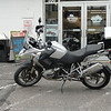 My bike of choice was the BMW 1200 GS. I had never ridden a Beemer. I knew I was in for a treat.