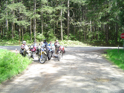 May 15, 2010 - Quilcene to Hoodsport