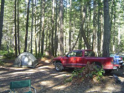 July 12, 2008- Kamenga Canyon Camp & Ride
