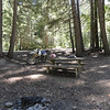I stopped at Taneum Junction campground for lunch.