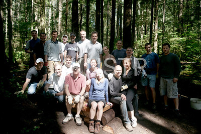 North Vancouver District and the Knee Knacker Community. (Two missing from photo)