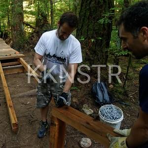 Building a boardwalk, Part 2