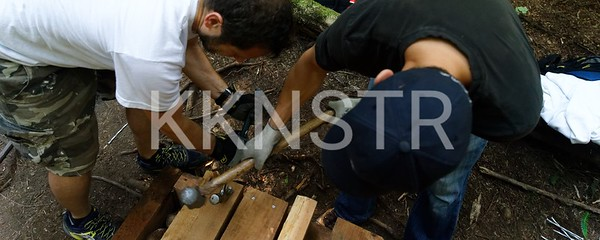Deconstructing a boardwalk