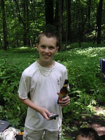 Brady's Run Trail Maintenance - 20050612