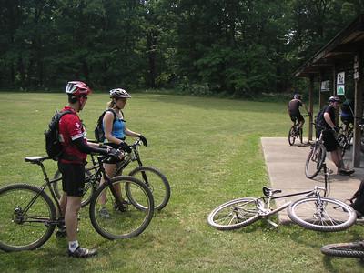 Deer Lakes Trail Maintenance - 20070602