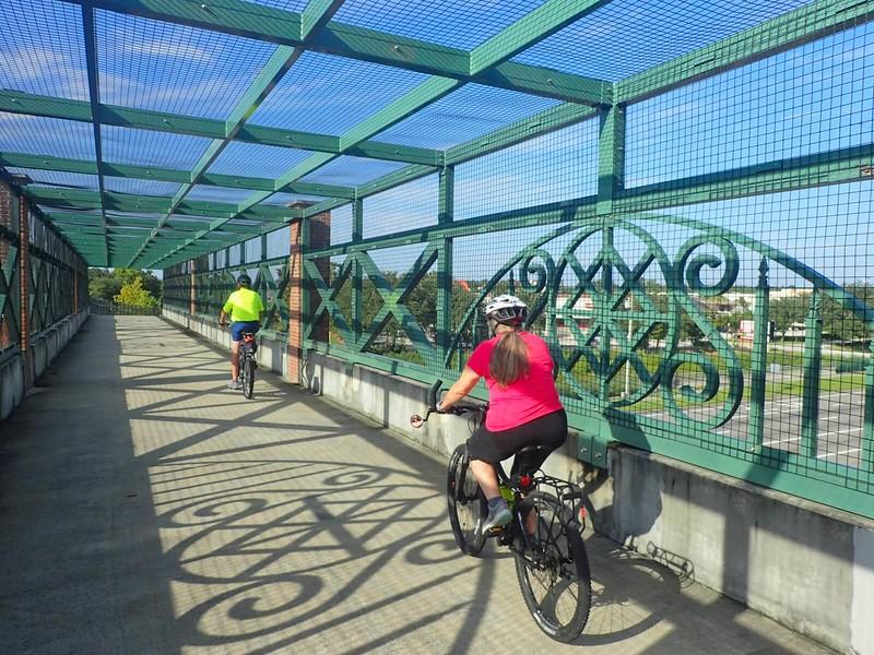 Cross Seminole Trail bridge Oviedo