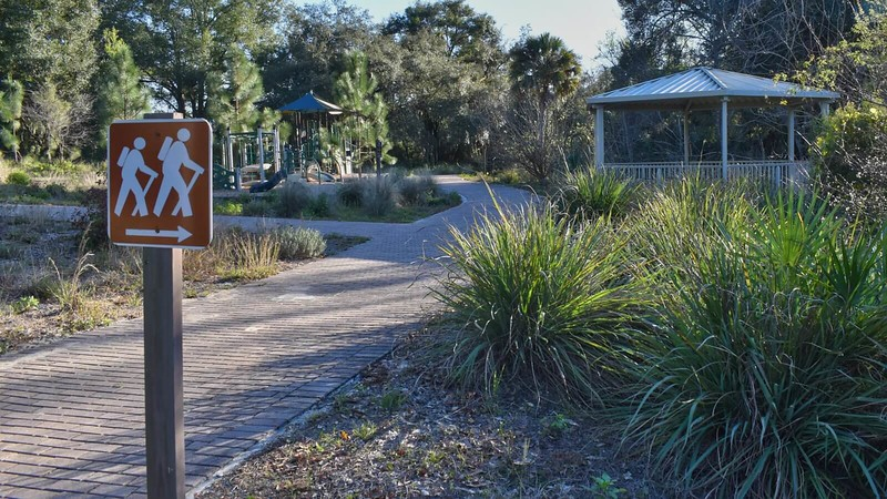 Ferndale Preserve playground