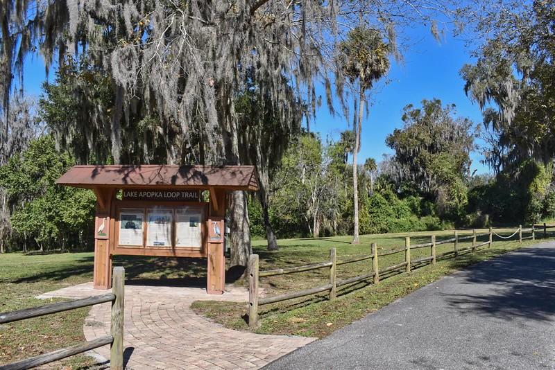 Bike Trail Magnolia Park