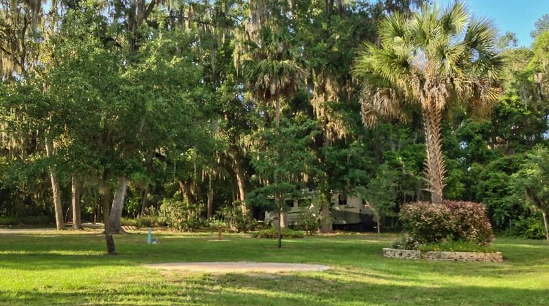 Campground Magnolia Park