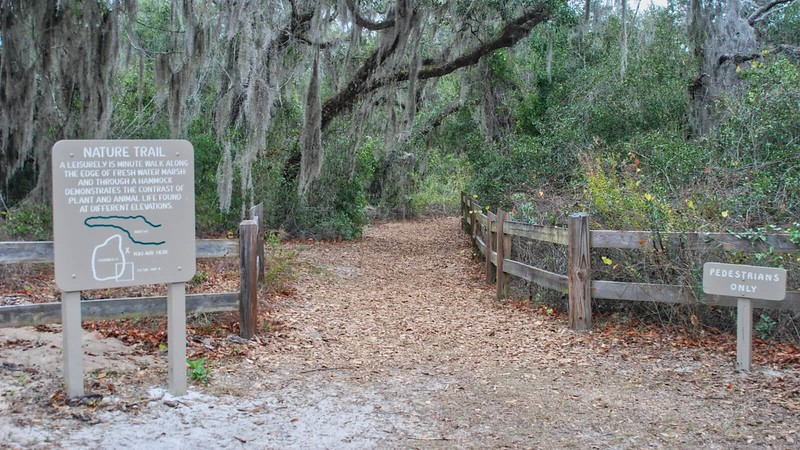 Lake Griffin Nature Trail
