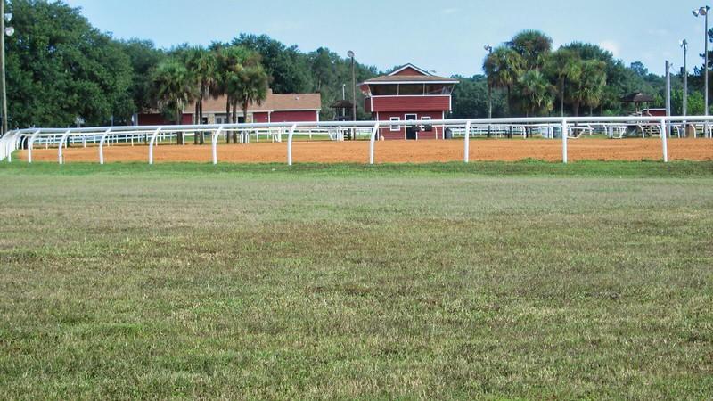 Clarcona horse track