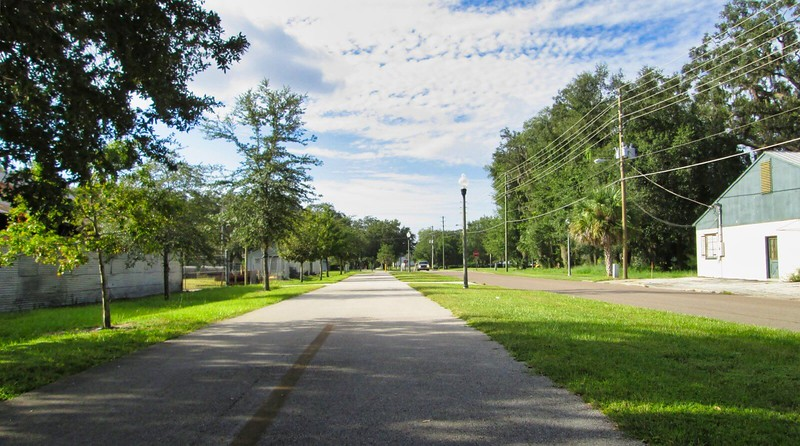Apopka bike path