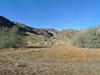 Near the trailhead - The trailhead is along Hwy 74
