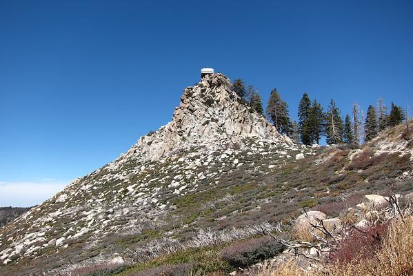 Butler Peak Trail Run - SBNF near Big Bear  5.13.11