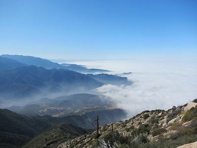 Keller Peak (7882') Road Run 9.25.11