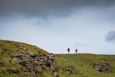 Ridgeline runners.