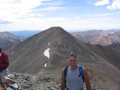 Grays Pk Trail Run - Aug 2009