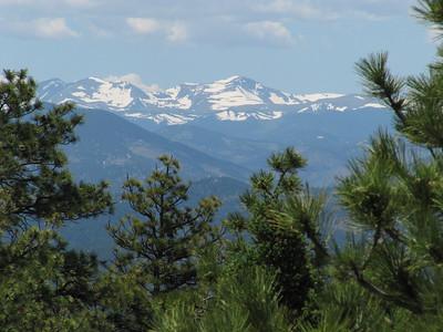 Mt Falcon Trail Run 7/3/11
