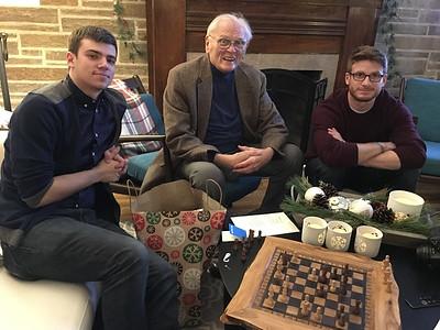 Michael, Bob, and Bryan