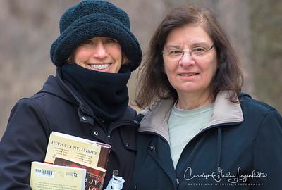 Cindy and Lynn